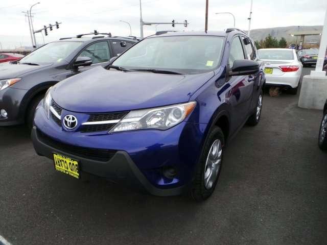 2015 Toyota RAV4 for Sale in Yakima at Toyota of Yakima Union Gap Washington