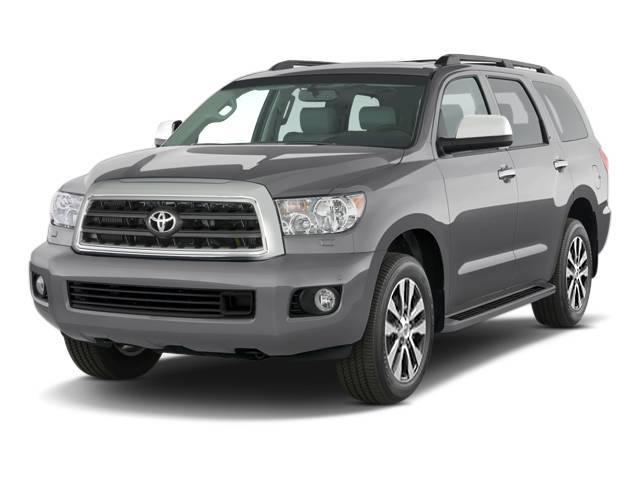 2015 Toyota Sequoia for Sale in Yakima at Toyota of Yakima Union Gap Washington