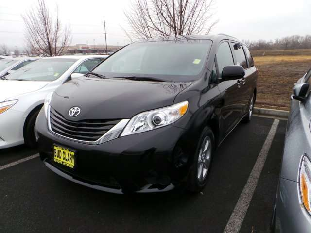 2015 Toyota Sienna for Sale in Yakima at Toyota of Yakima Union Gap Washington