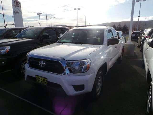 2015 Toyota Tacoma for Sale in Yakima at Toyota of Yakima Union Gap Washington