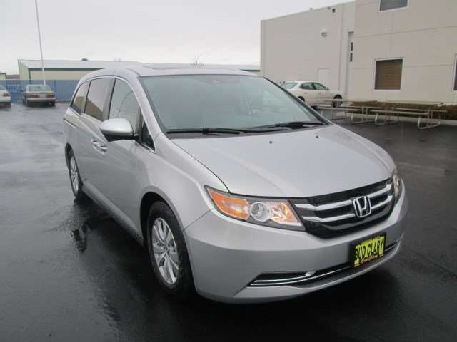2015 Honda Odyssey for Sale near Spokane at Honda of Moses Lake Washington