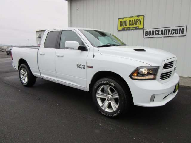 Pre-Owned Ram in Moses Lake at Bud Clary Auto Group