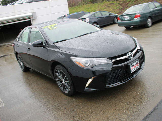 What Are Trims of the 2015 Camry for Sale in Edmonds? at Magic Toyota