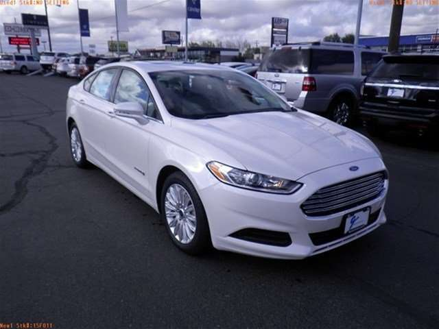 2015 Ford Fusion Hybrid for Sale in Ontario at Gentry Ford - Ontario