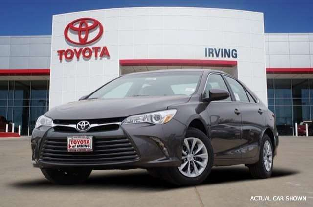 2015 Toyota Camry for Sale in Irving, TX at Toyota of Irving