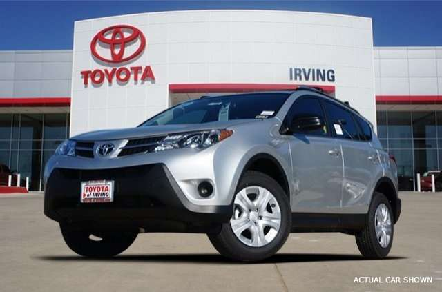 2015 Toyota RAV4 for Sale in Irving, TX at Toyota of Irving