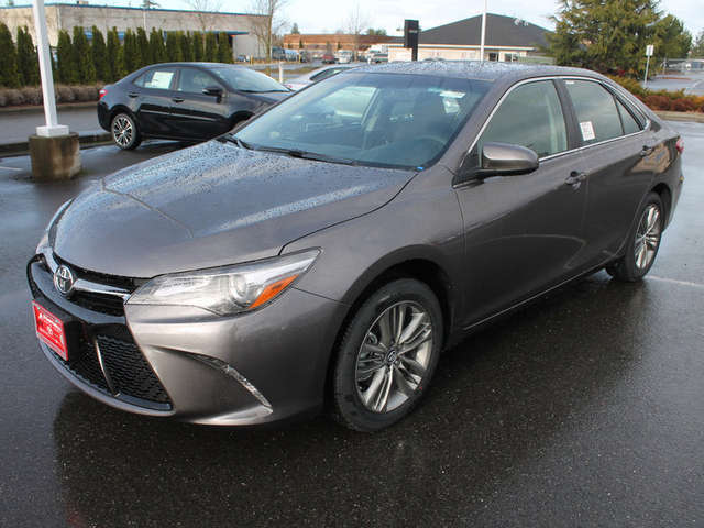 2015 Toyota Camry for Sale near Snohomish at Foothills Toyota