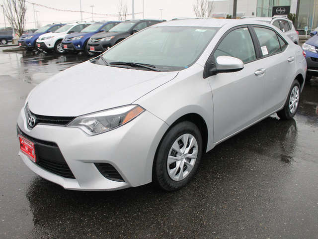 2015 Toyota Corolla for Sale near Snohomish at Foothills Toyota