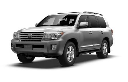 2015 Toyota Land Cruiser for Sale near Snohomish at Foothills Toyota