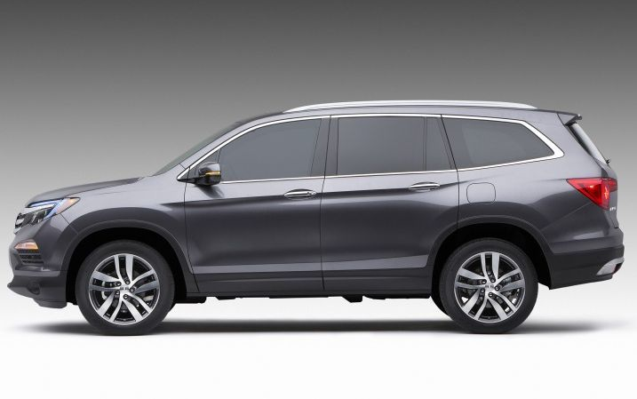 Honda Pilot For Sale >> 2016 Honda Pilot For Sale In Virginia Honda Of Chantilly