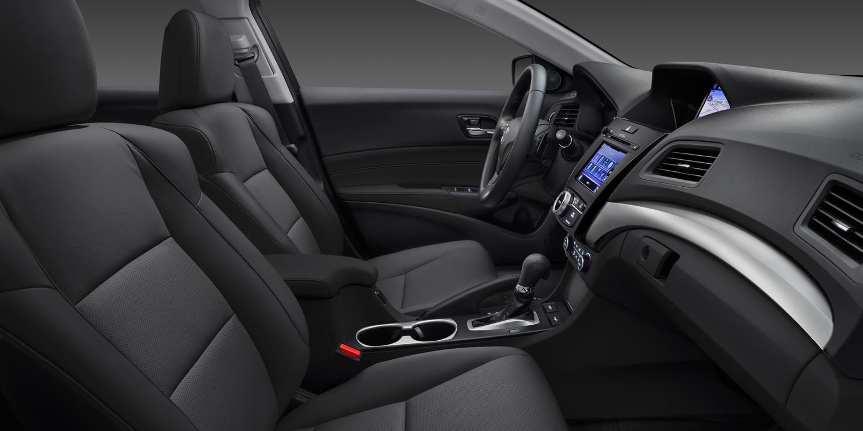 Acura Ilx 2016 Black