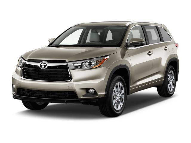 2015 Toyota Highlander near Kennewick at Toyota of Yakima Union Gap Washington
