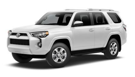 Trims of the 2015 Toyota 4Runner near Wenatchee at Toyota of Moses Lake Washington
