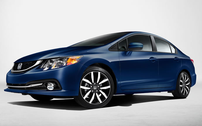 Lease a 2015 Honda Civic near Kennewick at Honda of Moses Lake Washington