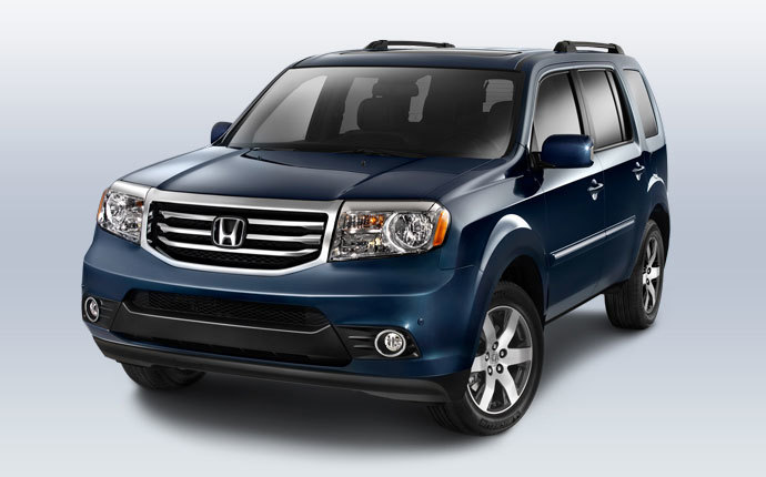 2015 Honda Pilot Financing near Richland at Honda of Moses Lake Washington