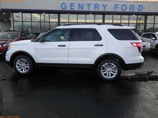 2015 Ford Explorer near Payette at Gentry Ford - Ontario