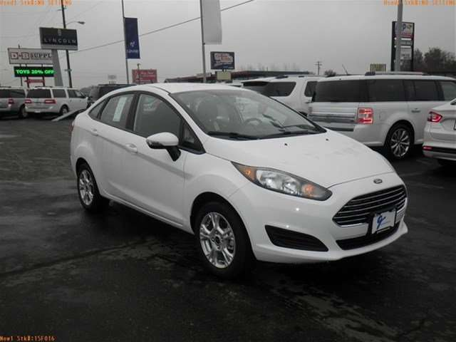 2015 Ford Fiesta near Payette at Gentry Ford - Ontario