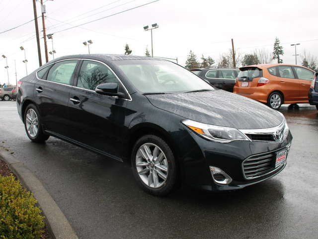 Specs of the 2015 Toyota Avalon for Sale near Seattle at Magic Toyota