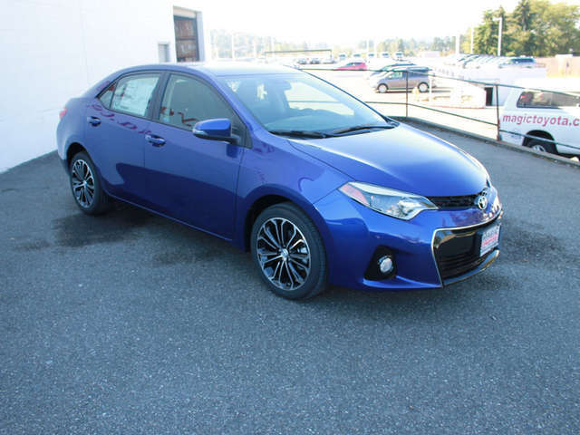Specs of the 2015 Toyota Corolla for Sale near Seattle at Magic Toyota