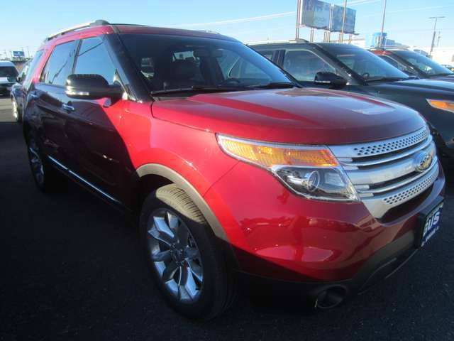 Trims of the 2015 Ford Explorer for Sale in Spokane at Gus Johnson Ford