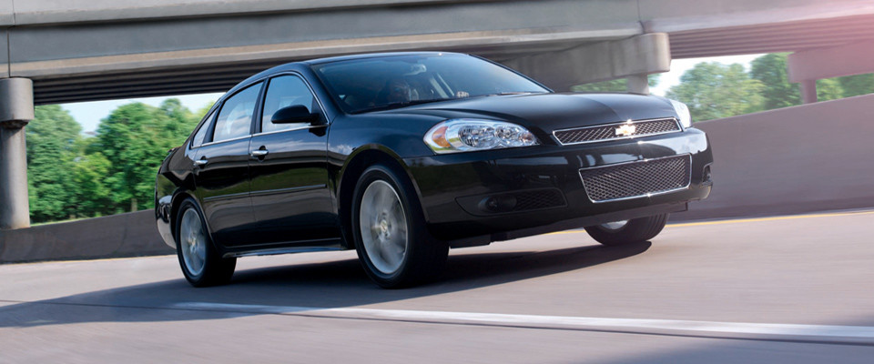 Used Chevy Impala