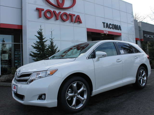New 2015 Venza for Sale near Renton at Toyota of Tacoma