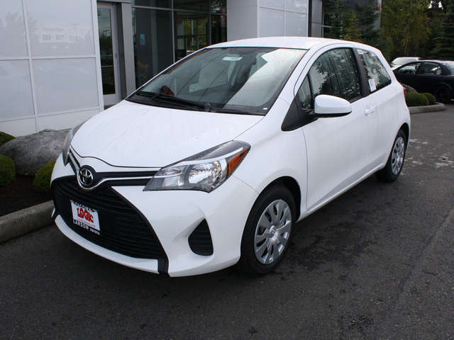 New 2015 Yaris for Sale near Renton at Toyota of Tacoma