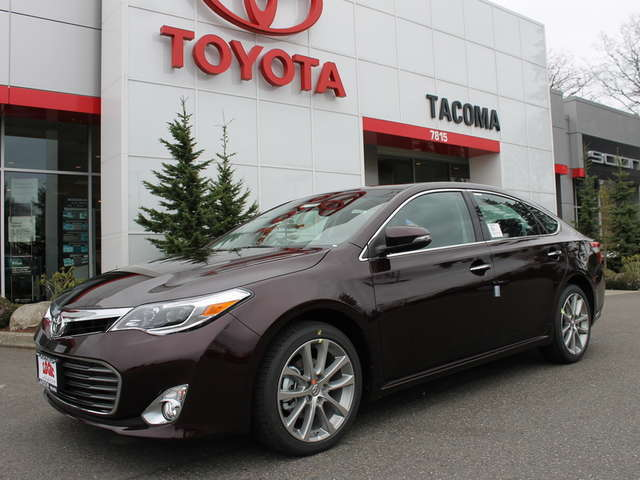 New 2015 Avalon for Sale near Renton at Toyota of Tacoma