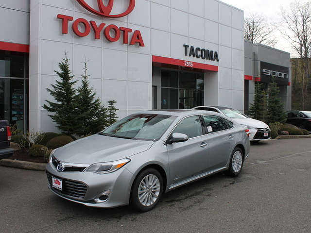New 2015 Avalon Hybrid for Sale near Renton at Toyota of Tacoma