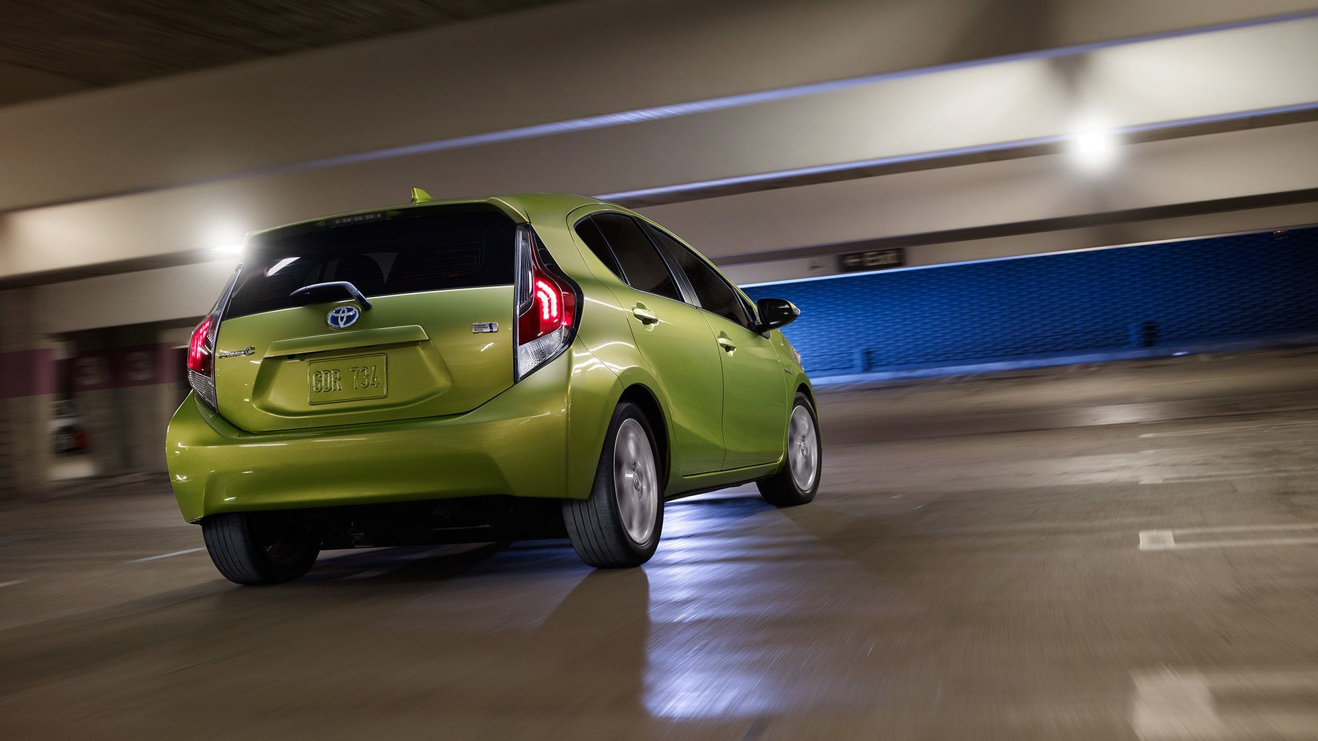 New 2015 Toyota Prius c for Sale near Renton at Toyota of Tacoma