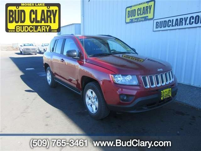 Pre-Owned Jeep near Vancouver at Bud Clary Auto Group
