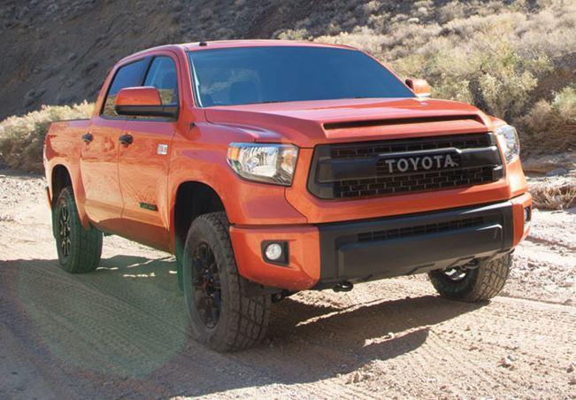2015 Toyota Tundra near Kennewick at Toyota of Yakima Union Gap Washington