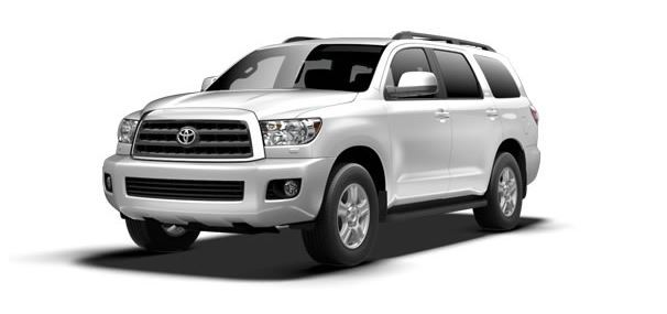 2015 Toyota Sequoia for Sale in Irving, TX at Toyota of Irving