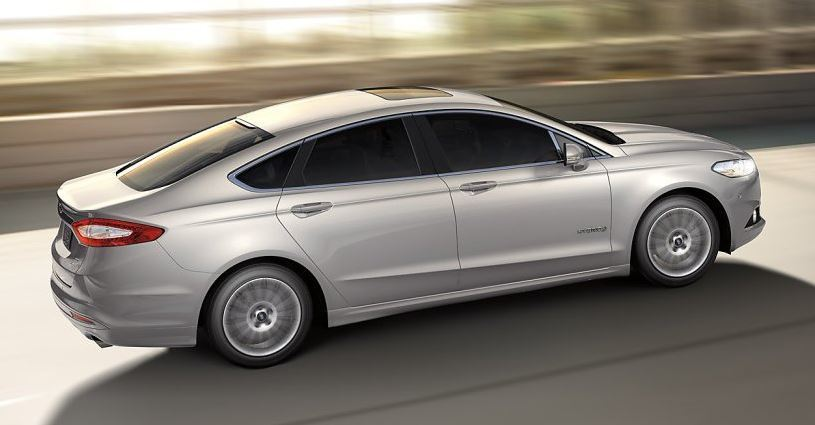2015 Ford Fusion Hybrid near Payette at Gentry Ford - Ontario