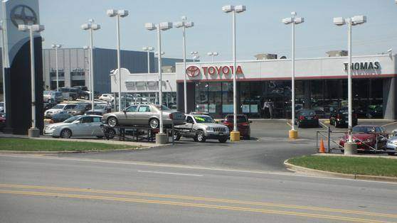 About Thomas Toyota of Joliet