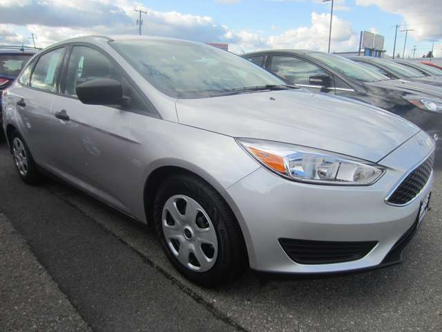 Trims of the 2015 Ford Focus for Sale in Spokane at Gus Johnson Ford