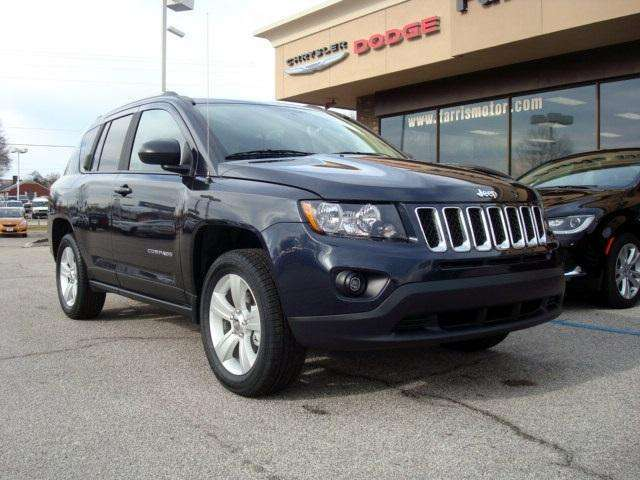 2015 Jeep Compass for Sale near Knoxville at Farris Motor Company