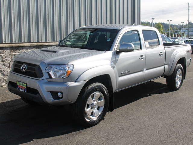 2015 Toyota Trucks in Auburn at Doxon Toyota