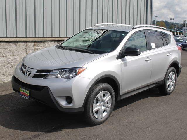 2015 Toyota SUVs in Auburn at Doxon Toyota
