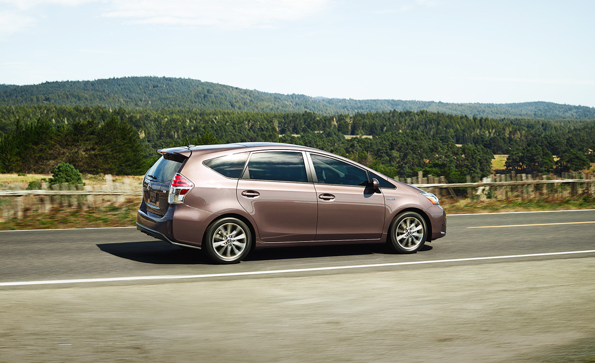 New 2015 Toyota Prius v for Sale near Renton at Toyota of Tacoma