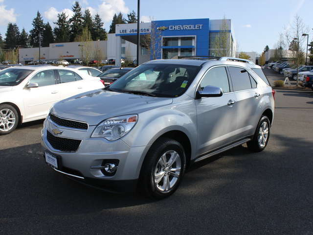 Certified Pre-Owned Chevrolet in Kirkland at Lee Johnson Auto Family