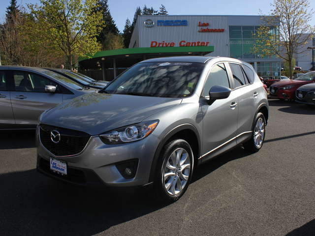 Certified Pre-Owned Mazda in Kirkland at Lee Johnson Auto Family