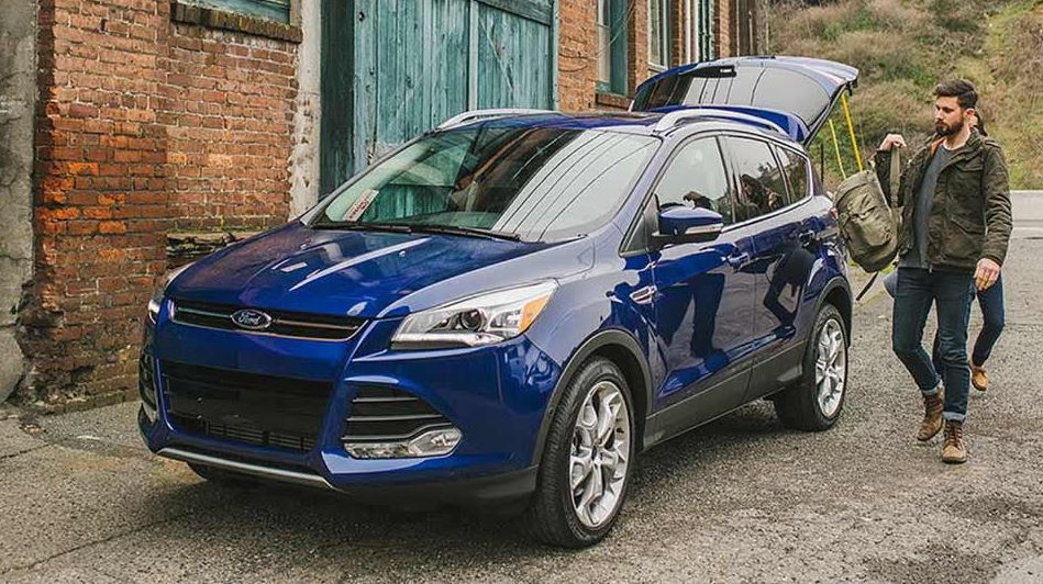 Features of the 2015 Ford Escape near Fruitland at Gentry Ford - Ontario
