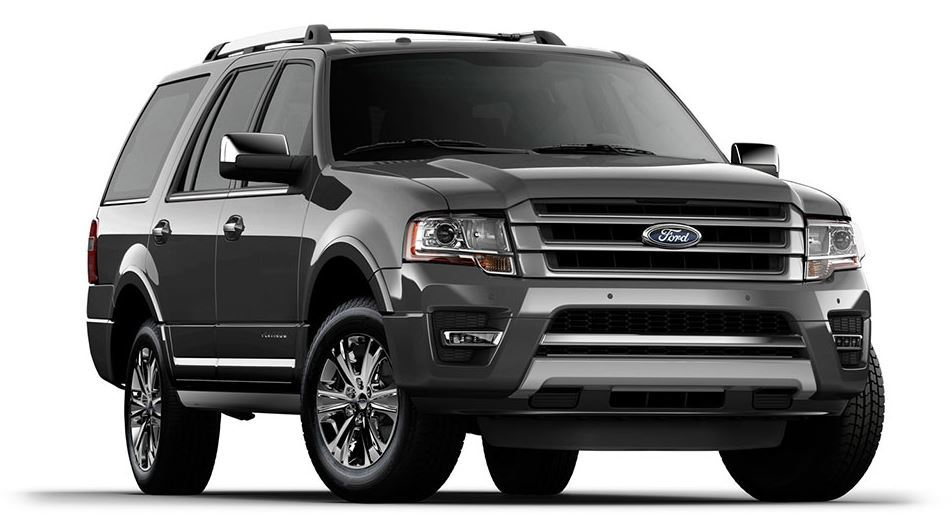 Features of the 2015 Ford Expedition near Fruitland at Gentry Ford - Ontario