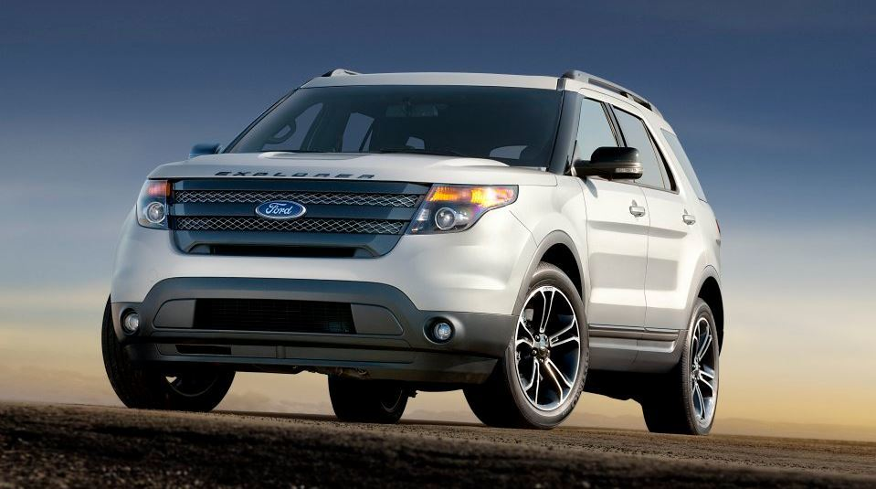 Features of the 2015 Ford Explorer near Fruitland at Gentry Ford - Ontario