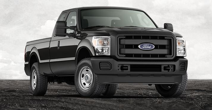 Features of the 2015 Ford F-350 near Fruitland at Gentry Ford - Ontario
