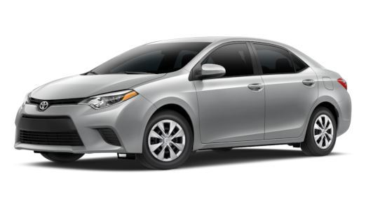 Features of the 2015 Toyota Corolla near Vancouver at Toyota of Yakima Union Gap Washington