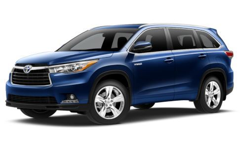 Features of the 2015 Toyota Highlander Hybrid near Vancouver at Toyota of Yakima Union Gap Washington