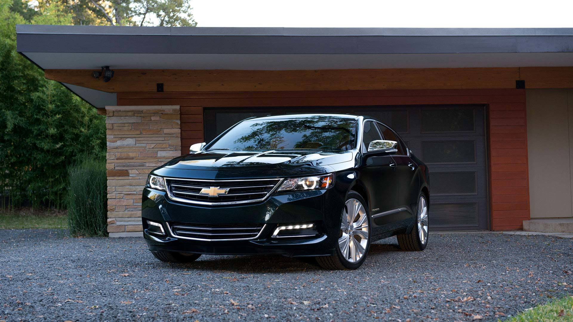 2015 Chevy Impala Accessories Near Tysons Corner VA Pohanka