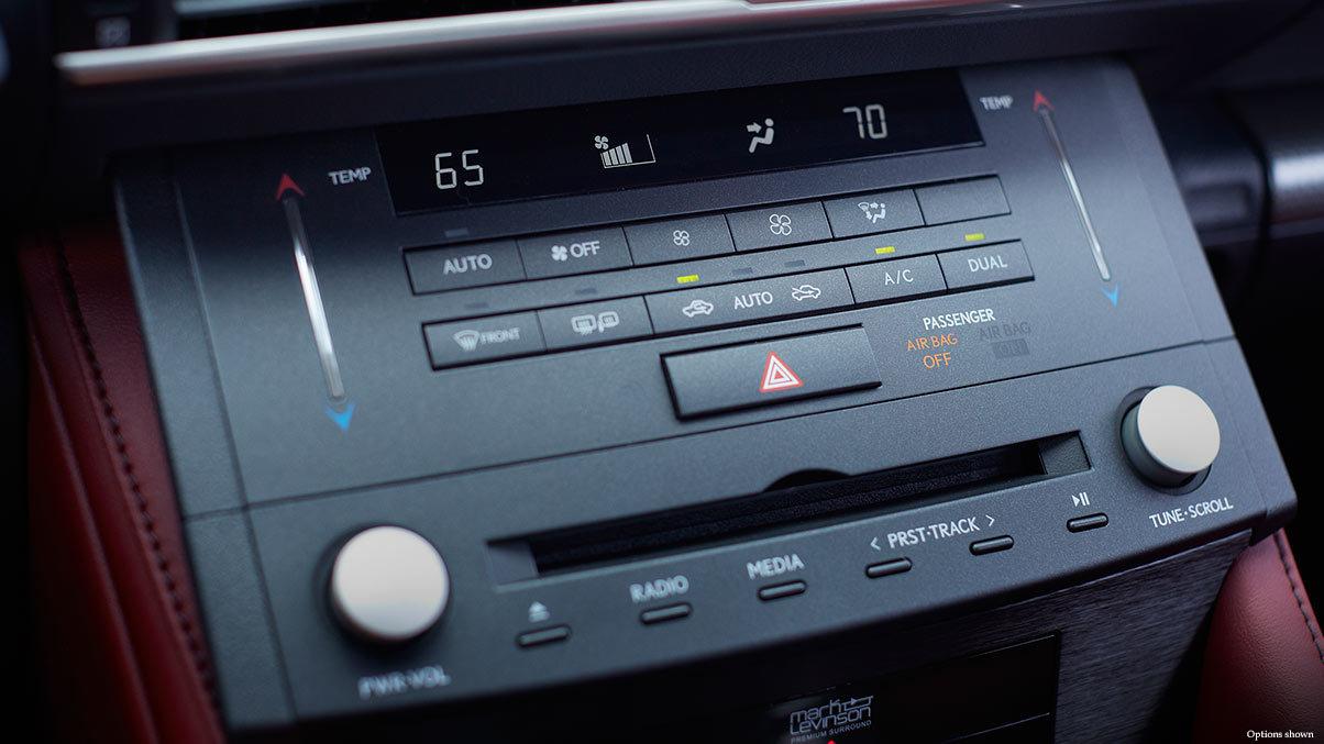 2015 Lexus RC 350 F SPORT Automatic Climate Control Near Reston, VA